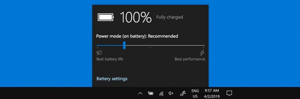 Dizüstü Bilgisayar'da Batarya Ömrü