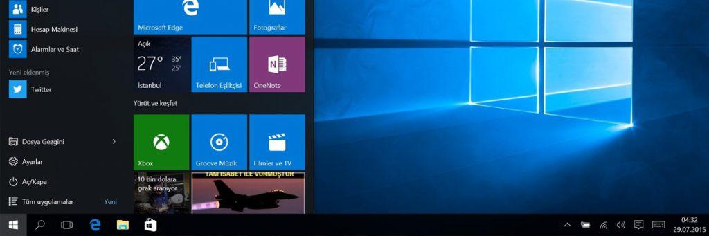 Windows'da Arka Plan Programlarını Kapatma